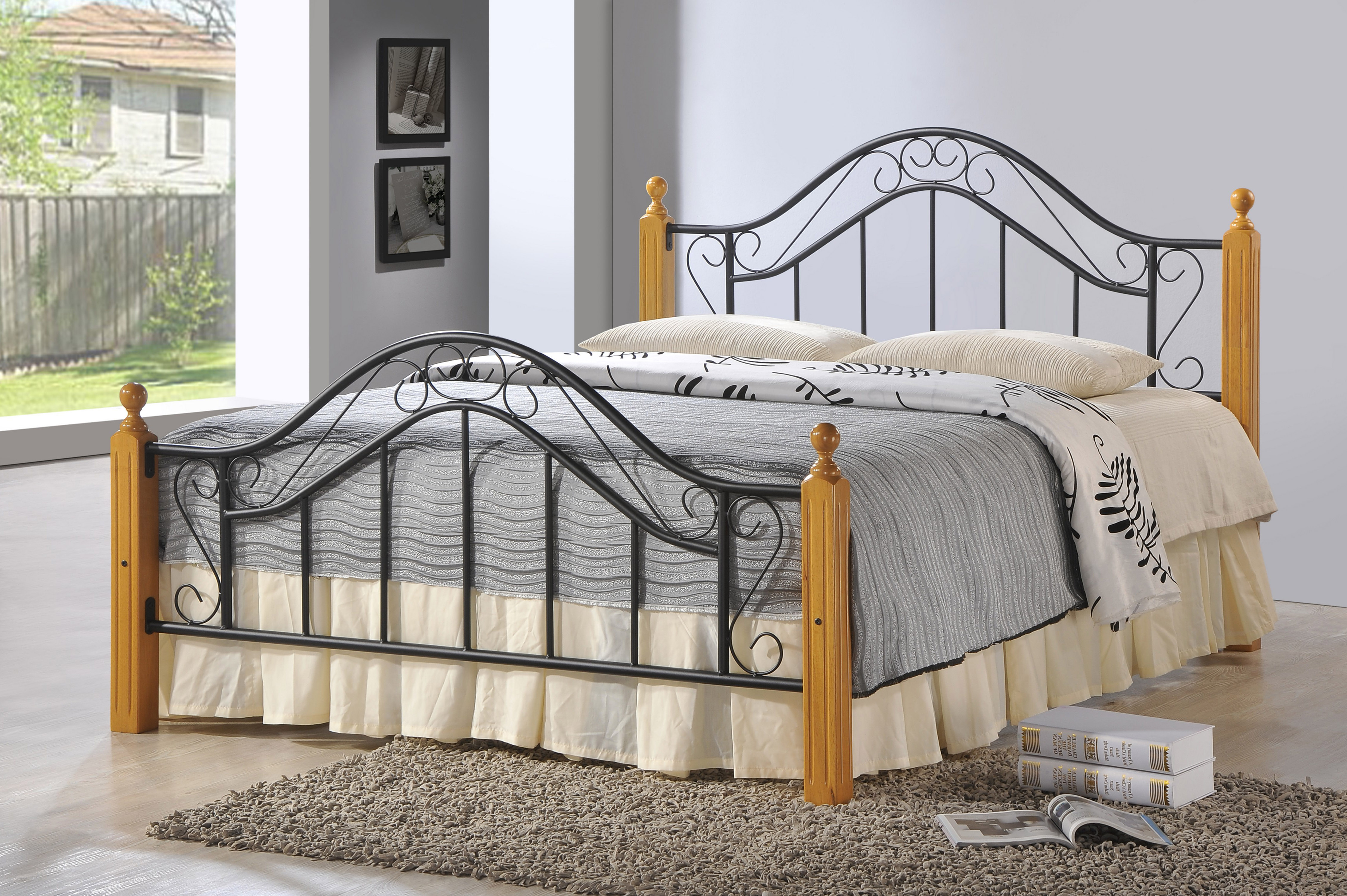 Baltimore Bedframe Mattressshop Ie