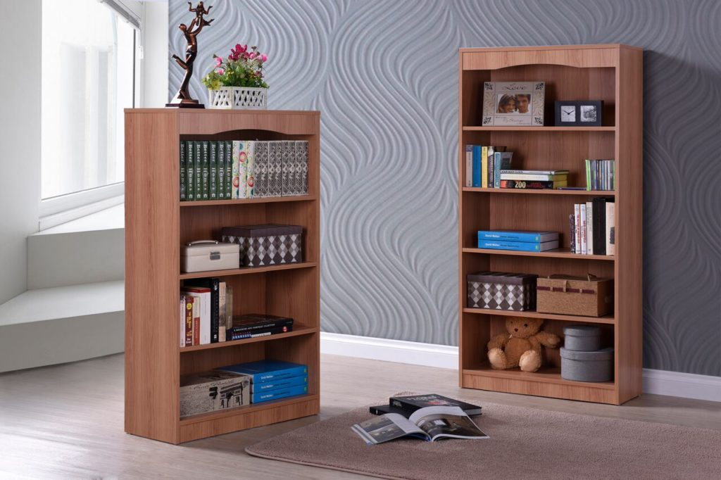 beech-bookcases