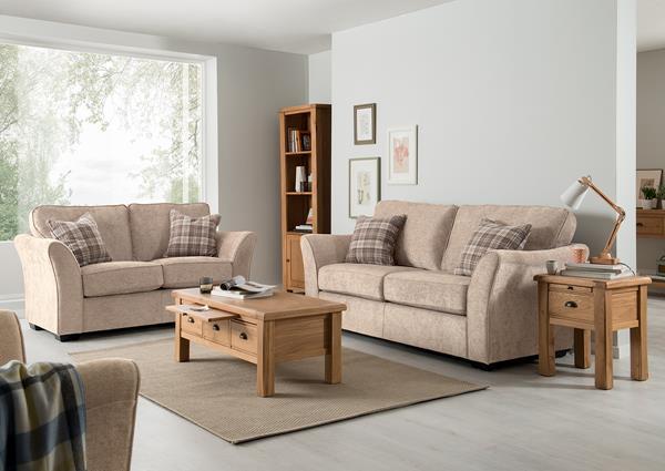 3+2 Aran Sofa €1100