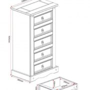 Corona_5_Drawer_Narrow_Chest_WEBSITE