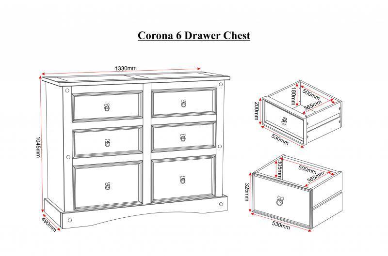 corona_6_drawer_chest_