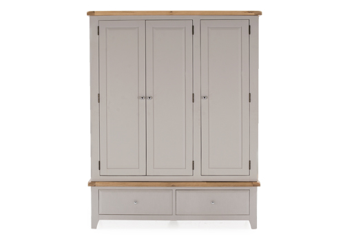 Clemence Wardrobe 3 Door
