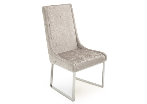 Olena Dining Chair Champagne