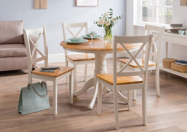The Calais Dining Set