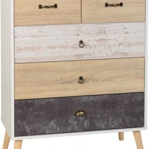 Nordic 3+2 Drawer Chest