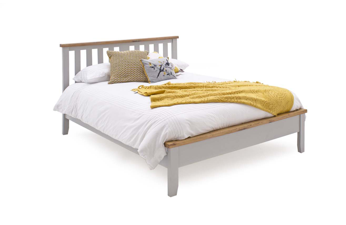 Ferndale Bed Angled