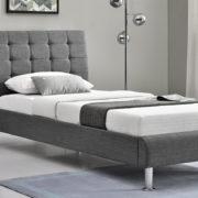 Lyra Fabric Bed