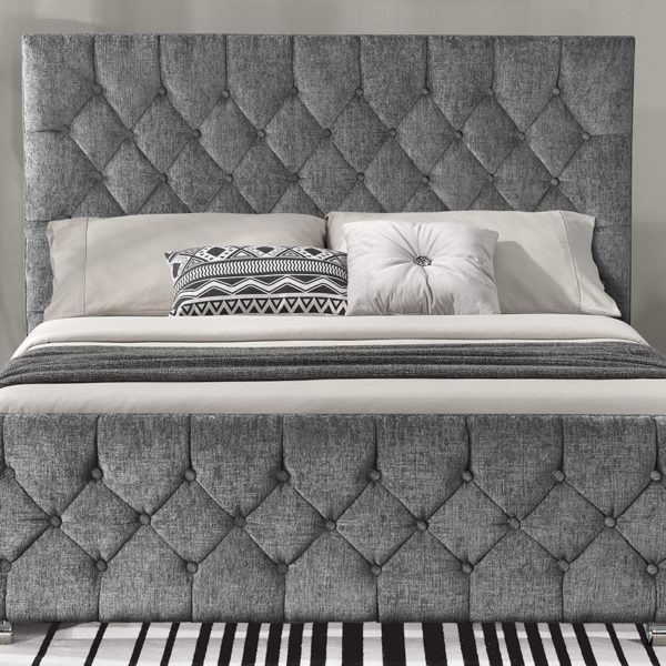 Carina Fabric Bed