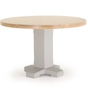 Clemence Round Table Pedestal