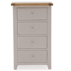 Clemence Tall Chest - Slim