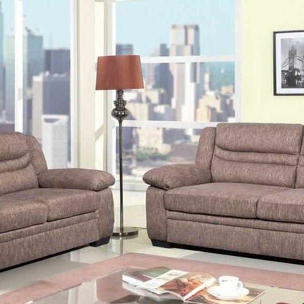 Denver-Sofa-light Brown
