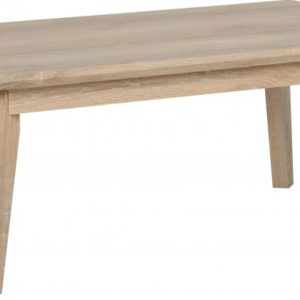 Finley Coffee Table in Medium Oak Effect Veneer